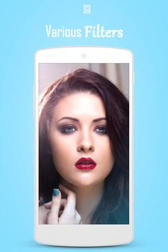 Sweet Moments - Selfie App screenshot 2