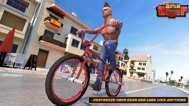 Sin City Auto Thief Ekran Görüntüsü 14
