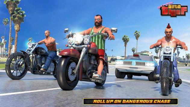 Sin City Auto Thief Ekran Görüntüsü 15