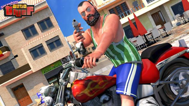 Sin City Auto Thief Ekran Görüntüsü 17