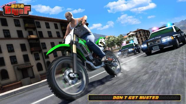 Sin City Auto Thief Ekran Görüntüsü 12