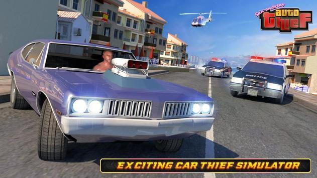 Sin City Auto Thief Ekran Görüntüsü 1