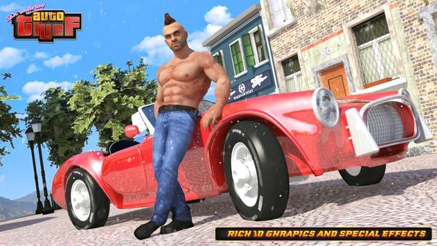 Sin City Auto Thief Ekran Görüntüsü 9
