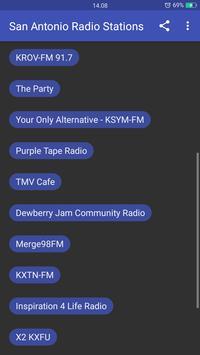 San Antonio Radio Stations screenshot 1