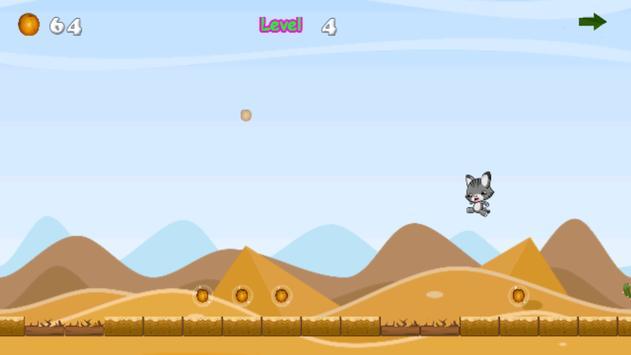 My little jumping cat screenshot 2