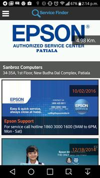 Locate Epson Printer Service for Android - APK Download