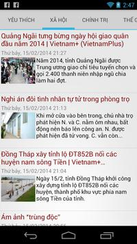 Tin Nhanh - tin tuc - doc bao screenshot 3