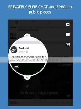 Privacy Screen Guard & Filter screenshot 7