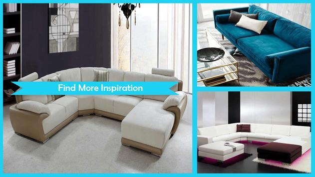 1000+ Modern Sofa Designs poster