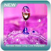 Newest Water Drop Wallpaper icon