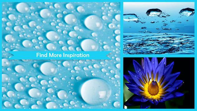 Newest Water Drop Wallpaper screenshot 4