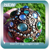 Best DIY Egg Dragon Craft icon