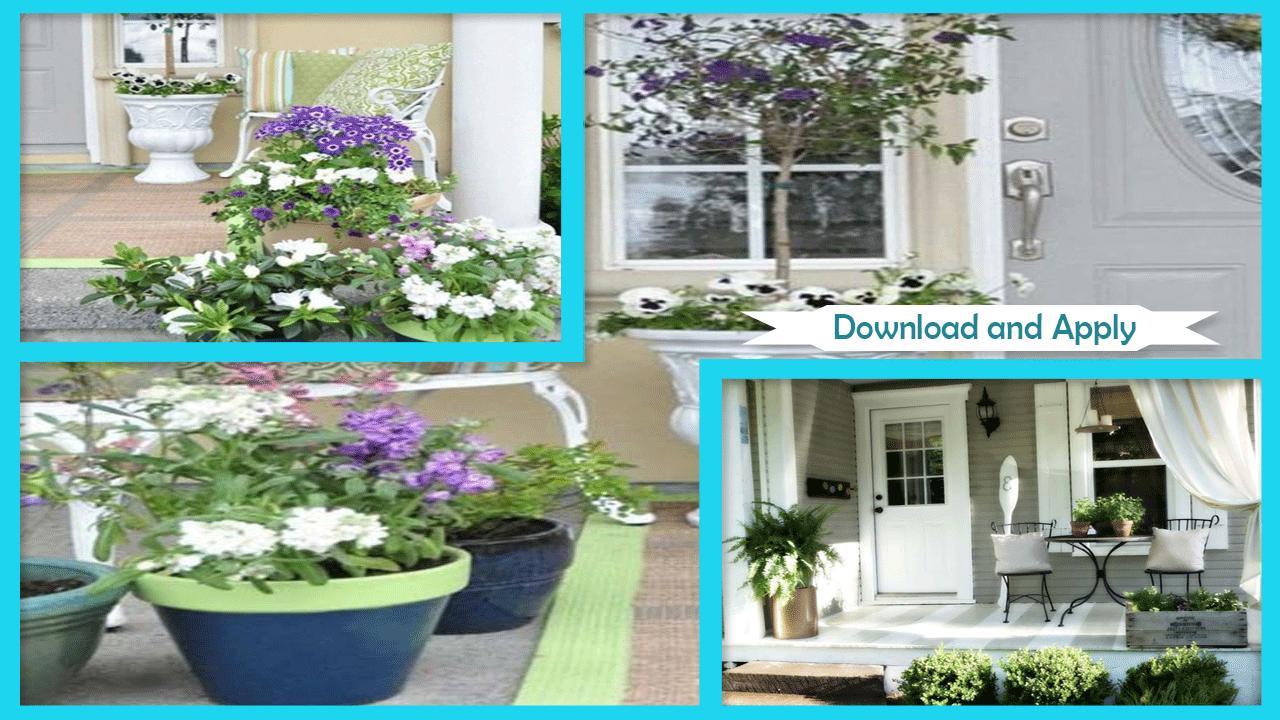 Spring Porch Decorating Ideas.Creative Spring Porch Decorating Ideas For Android Apk