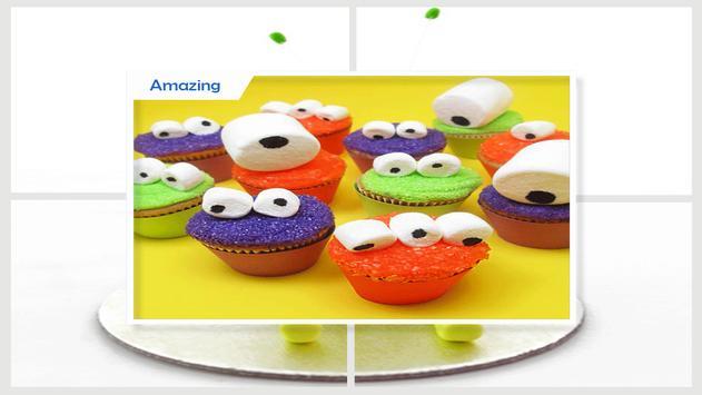 Delicious Alien Cupcakes screenshot 2
