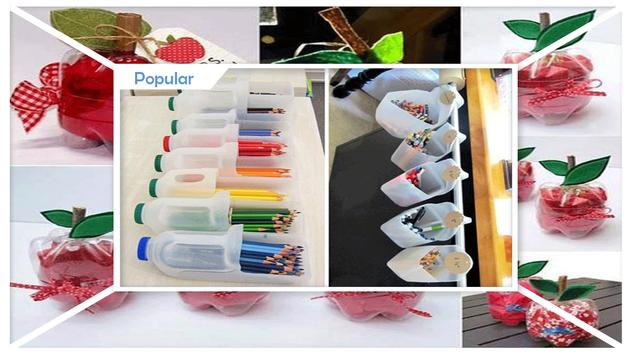 DIY Plastic Bottles apk screenshot