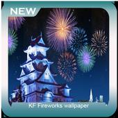 KF Fireworks wallpaper icon