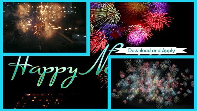 KF Fireworks wallpaper apk screenshot