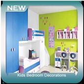 Kids Bedroom Decorations icon