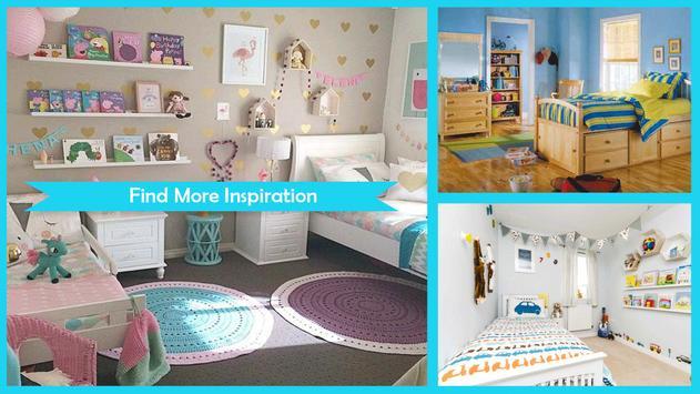 Kids Bedroom Decorations apk screenshot