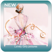 Lovely Girly pictures icon