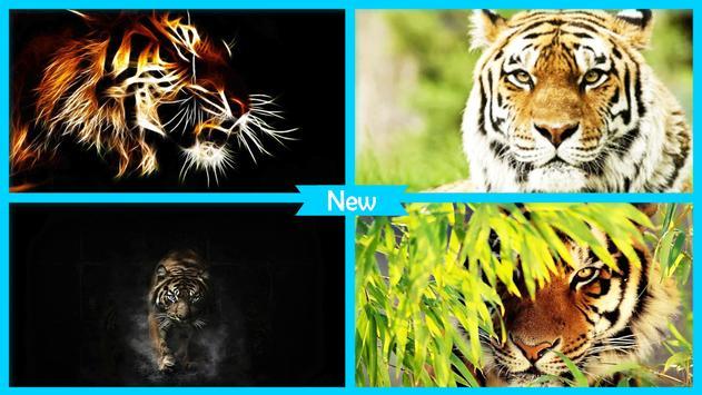 Tiger Wallpaper screenshot 3