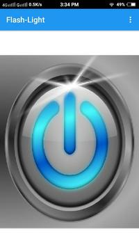 Super Flashlight apk screenshot