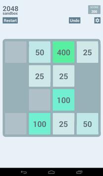 2048 Sandbox screenshot 10