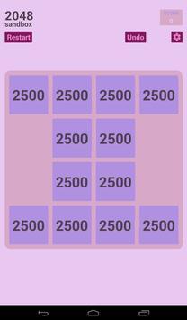 2048 Sandbox screenshot 11