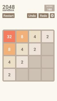 2048 Sandbox screenshot 2