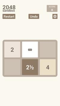 2048 Sandbox screenshot 3