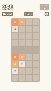 2048 Sandbox screenshot 4