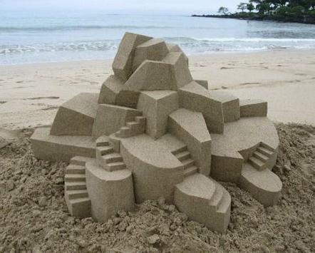 sand castle ideas apk screenshot
