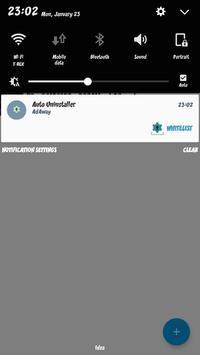 Auto Uninstaller (Root) screenshot 4