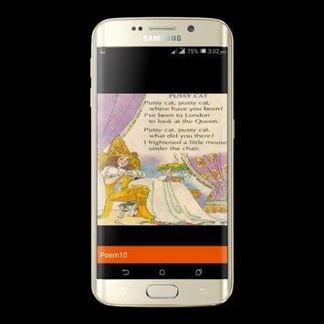 Kid's Love -Rhymes And  Poem apk screenshot