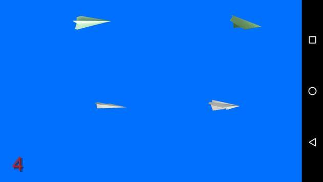 Let's Fly Paper Planes apk screenshot