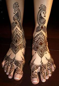 Legs Mehandi Design (Feet Henna Design) screenshot 2