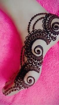Legs Mehandi Design (Feet Henna Design) screenshot 3