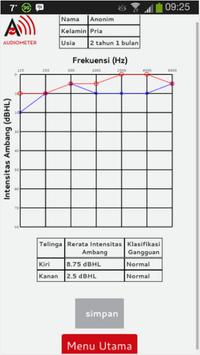 Audiometer for Android screenshot 5