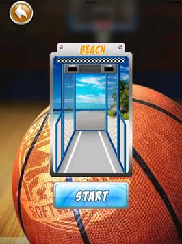 Flicka Ball Basketball poster