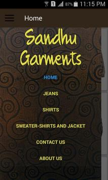 Sandhu Garments poster
