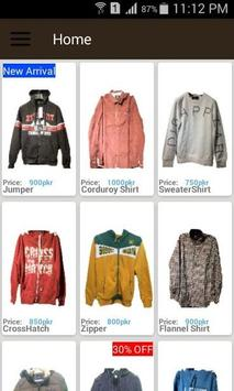 Sandhu Garments apk screenshot