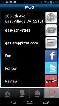 Pizza On 5th apk screenshot