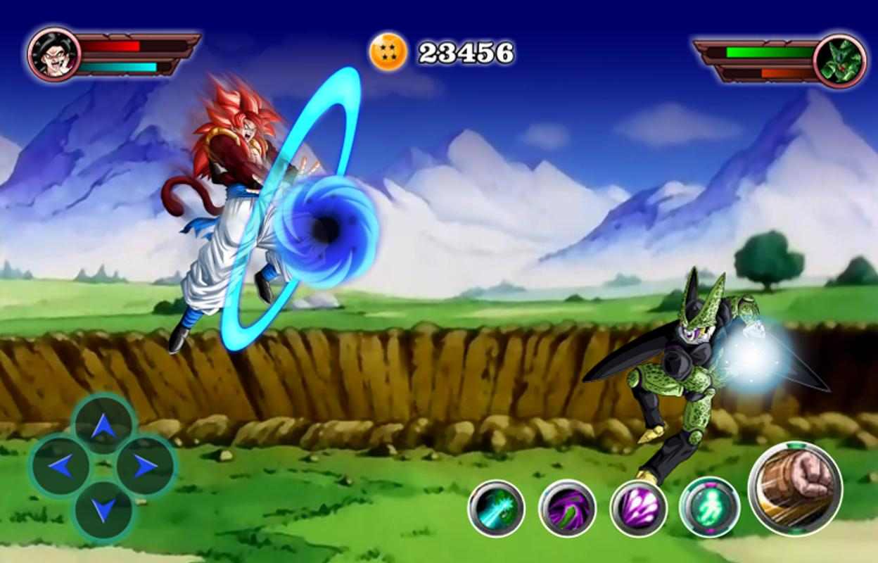 Super Saiyan God 2 Tournament Legendary 1