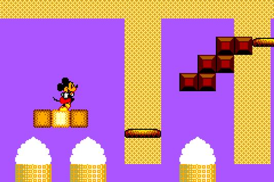 Minnie and Mickey Games Mouse Adventure apk screenshot