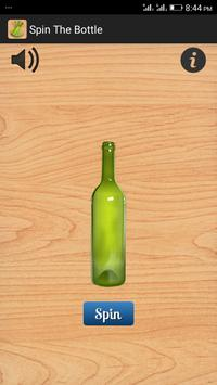 Spin The Bottle poster