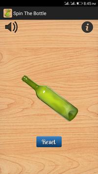 Spin The Bottle apk screenshot