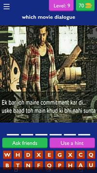 bollywood dialogues apk screenshot