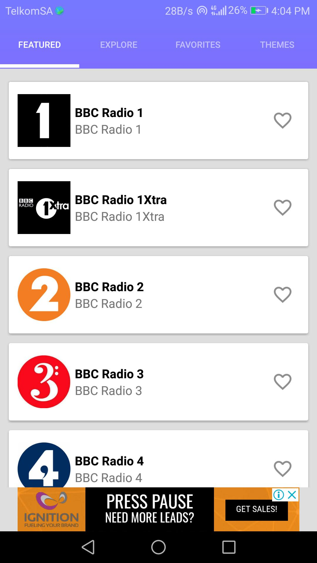 BBC Radio 5 Live Sport Extra App for Android - APK Download