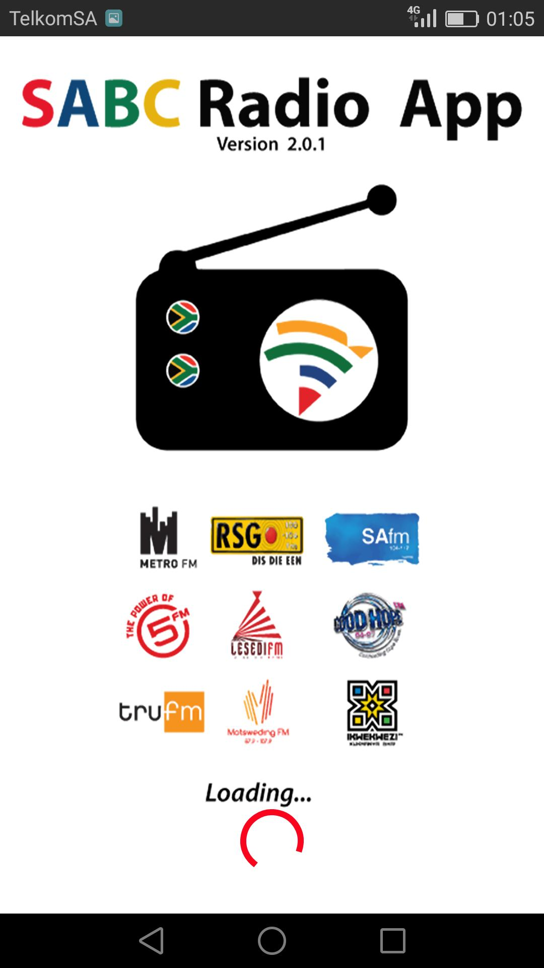SABC FM Radio South Africa: Sports, Music & News for Android - APK