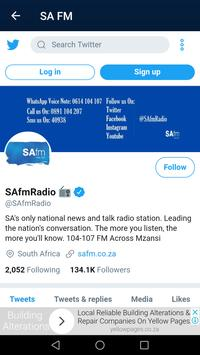 📻 SA FM App - SA FM Radio South Africa screenshot 3